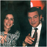 A meeting with Mario Lanza's daughter Ellisa Lanza
