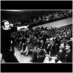 M.Magomaev and the audience
