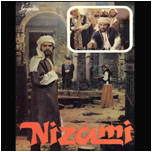 "A poster of ""Nizami"" movie"